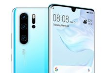 Huawei P40 Android 10 HarmonyOS