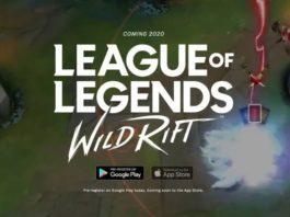 League of Legends móviles