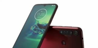 Moto G8 Plus Moto G8 Play