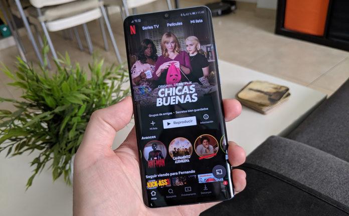 Netflix acelerar vídeos Android