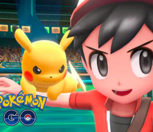 Pokémon Go Liga Combates Go