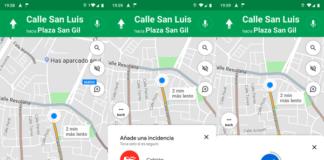 avisos google maps