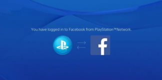 facebook playstation