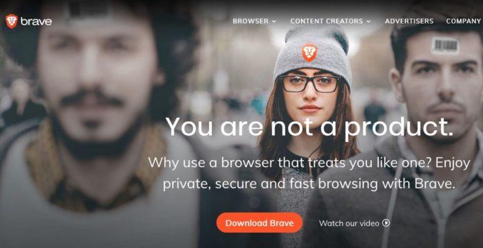 Brave 1.0 navegador