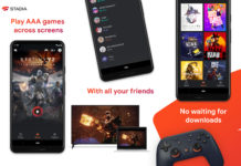 Google Stadia Android