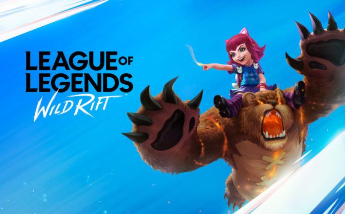 League of Legends Wild Rift 2020