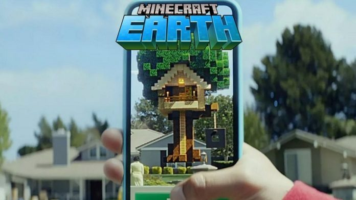 Minecraft Earth iOS Android