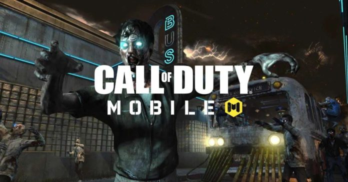 Modo Zombie Call of Duty Mobile