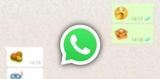 WhatsApp Android emojis