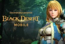 Black Desert Mobile iOS Android