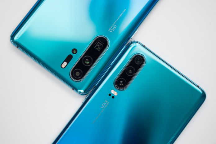 Huawei P40 Android 10
