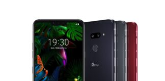 LG G8 ThinQ Android 10