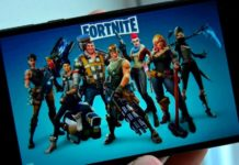 Play Store Fortnite