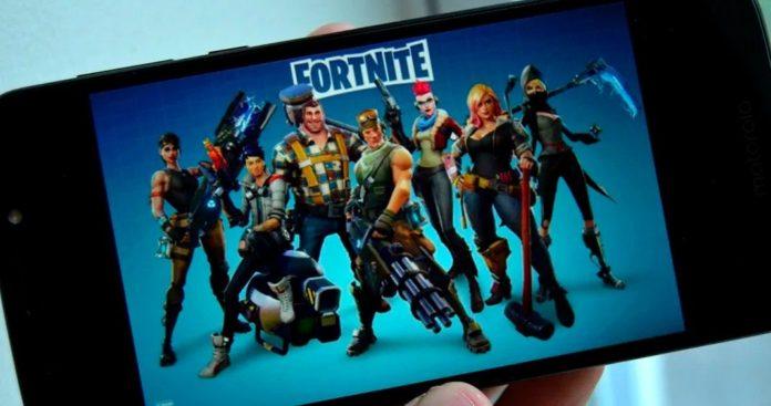 Play Store Fortnite