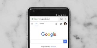 Google buscador Android