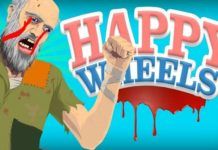 Happy Wheels iOS Android