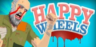 Happy Wheels iOS Android