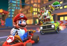 Mario Kart Tour modo multijugador