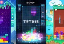 Tetris N3twork iOS Android