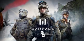 Warface Global Operations