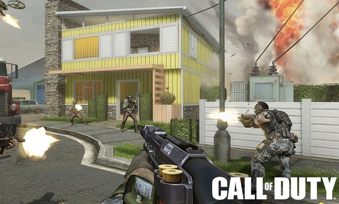 Call of Duty Mobile descargas