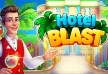 Hotel Blast iOS Android