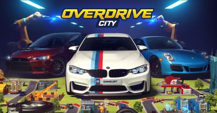 Overdrive City iOS Android