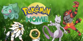 Pokémon Home iOS Android