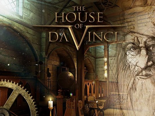 The House of Da Vinci 2 iOS Android