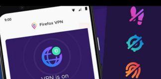 VPN Mozilla Firefox Android