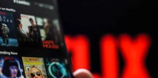 Netflix bloqueo de pantalla