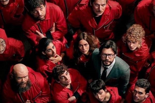 Netflix usuarios España
