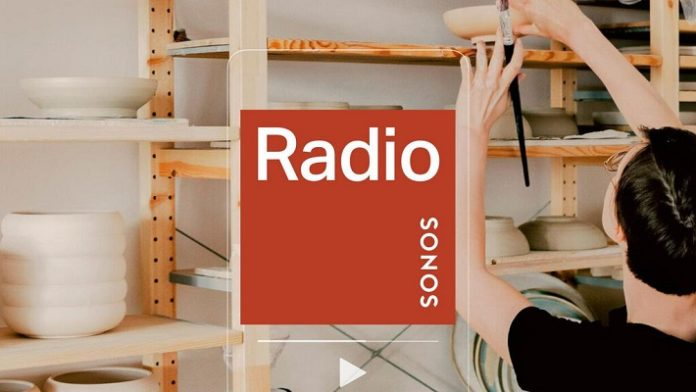 Sonos radio streaming
