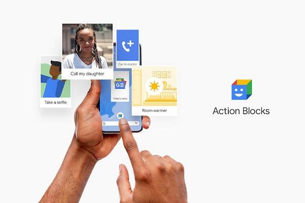 Action Blocks Google
