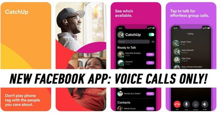 Facebook CatchUp