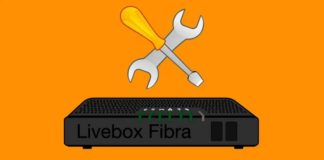 Orange Mi Livebox