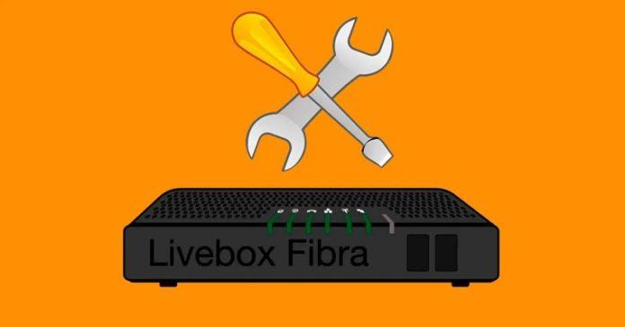 Orange Mi Livebox