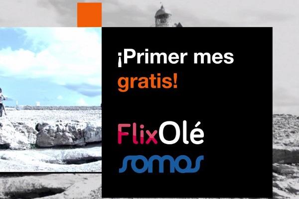 Orange cine español