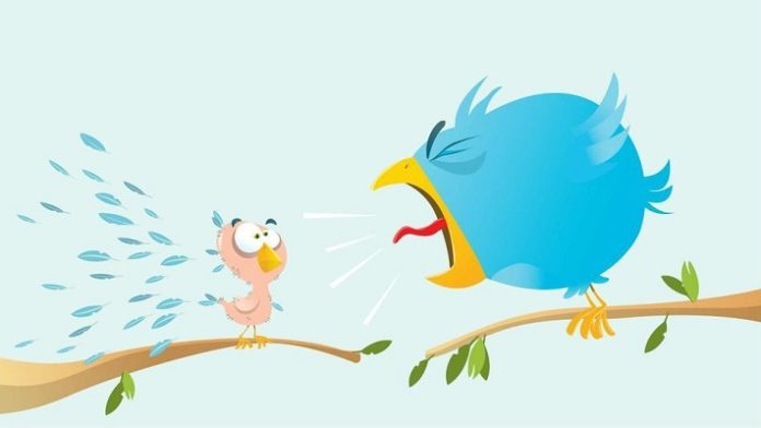 Twitter lenguaje ofensivo
