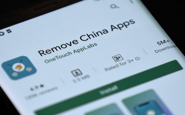 Google Remove China Apps Play Store