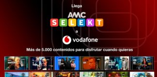 Vodafone TV AMC Selekt