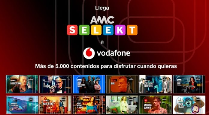 Vodafone TV AMC Selekt