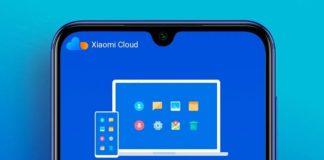 Xiaomi Cloud Disk