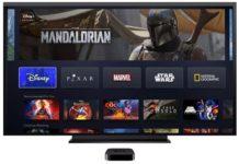 Disney+ Apple TV