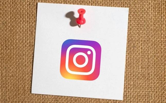 Instagram fijar comentarios