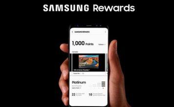 Samsung Rewards Galaxy Store