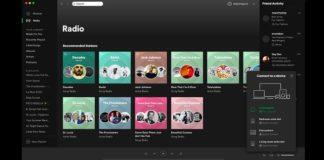 Spotify Chromecast