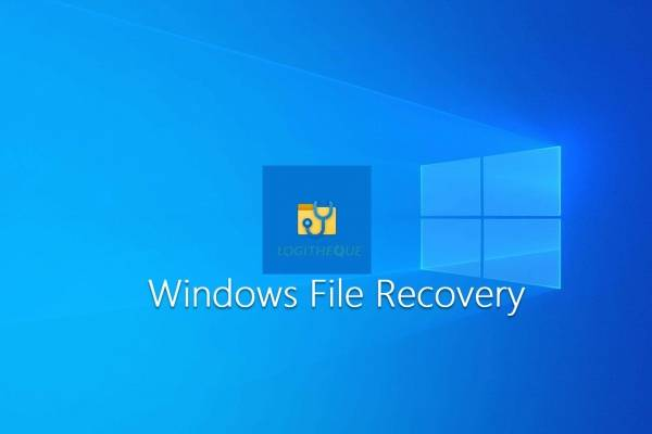 Windows File Recovery