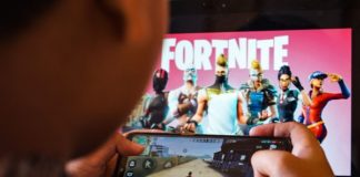 Apple Epic Games Fortnite