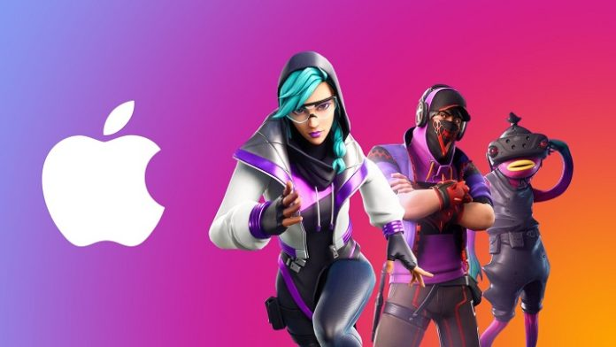 Fortnite iOS macOS